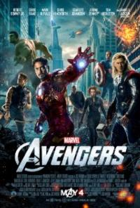 THE AVENGERS Leads Rentrak's Top 10 Movies-On-Demand Titles For Week of Sept. 30, 2012