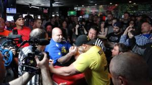 New York Arm Wrestling Association to Hold  37th Annual Empire State 'Golden Arm' Tournament of Champions, 11/23