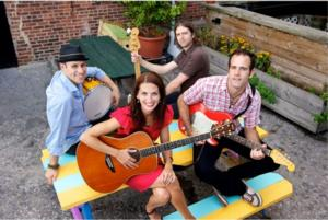 Suzi Shelton Band to Celebrate Release of New Album SMILE IN MY HEART with Family Concerts, 4/6 & 5/4