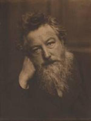 The National Portrait Gallery Presents ANARCHY AND BEAUTY: WILLIAM MORRIS AND HIS LEGACY, 1860-1960, 10/16-1/11