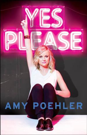 FIRST LOOK - Amy Poehler Reveals Cover Art for New Book 'Yes Please'