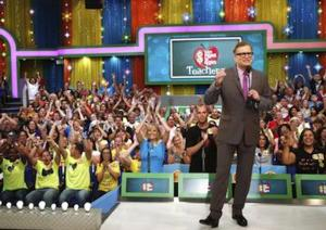 THE PRICE IS RIGHT to Honor Teachers this Friday, 10/25