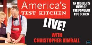 The Dupont Theatre to Welcome AMERICA'S TEST KITCHEN LIVE!, 6/17