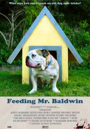 Dark Comedy FEEDING MR. BALDWIN Coming to VOD 5/27