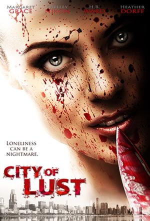 Neo-Giallo Thriller CITY OF LUST Coming to DVD & VOD 7/1