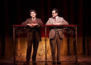 LCT's Platform Series to Continue with ACT ONE's Tony Shalhoub, Santino Fontana & Andrea Martin, 5/8