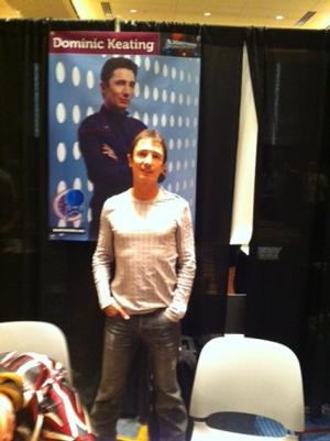 Dominic Keating of STAR TREK: ENTERPRISE Talks Blu-ray Discs & More