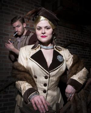 Carman Napier, Dale Sampson and Jonathan Mesisca Will Lead EVITA at Gallery Players; Opens 4/25