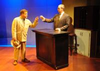 Open Fist Presents Eugene O'Neill's HUGHIE, 11/14-12/13