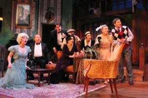 BWW Review: Music, Murder, and Mystery in SOMETHING'S AFOOT