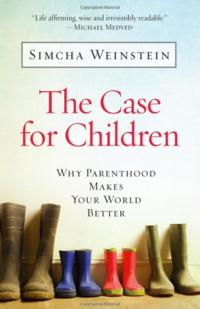 Simcha Weinstein's THE CASE FOR CHILDREN Now Available Nationwide