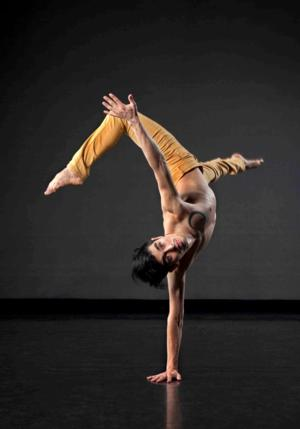 Dancers Mateo Galindo Torres & Kendra Ray Set for EDT's FOLLOW YOUR HEART, 5/8-11