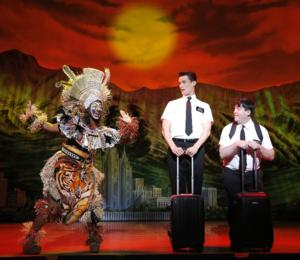BWW Reviews: Caustic, Hilarious BOOK OF MORMON at Hippodrome