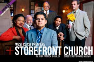BWW Reviews: 68 Cent Crew Presents West Coast Premiere of STOREFRONT CHURCH