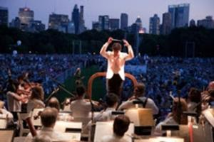 Alan Gilbert Conducts 2014 New York Philharmonic CONCERTS IN THE PARK, Now thru 7/15