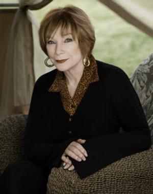 Shirley MacLaine Reschedules Segerstrom Center Show for 9/20