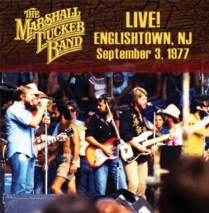 Marshall Tucker Band Unearths Vintage Live Concert Recordings for LIVE FROM ENGLISHTOWN, Out 9/30
