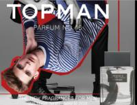 Topman Launches First Premium Fragrance Distil