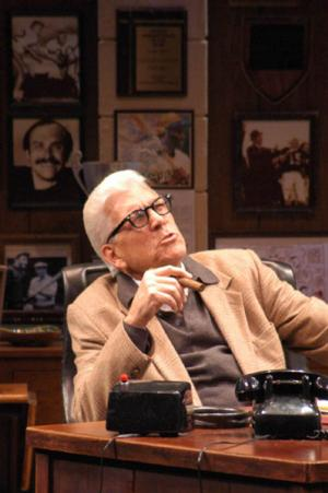 Pittsburgh Public Theater Presents THE CHIEF, Starring Tom Atkins as Steelers Founder Arthur J. Rooney, Sr., Now thru 1/5