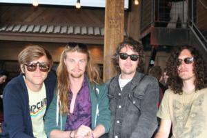 SXSW Music Coverage: Cheers Elephant Philadelphia Indie Band Talks Beginnings and Being on the Road