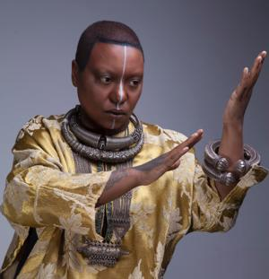 Meshell Ndegeocello Releases New Album 'Comet, Come To Me' via NPR