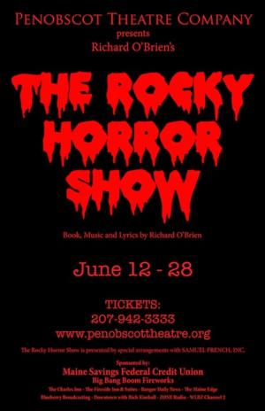 Penobscot Theatre Company Closes 40th Season with THE ROCKY HORROR SHOW, Now thru 6/28