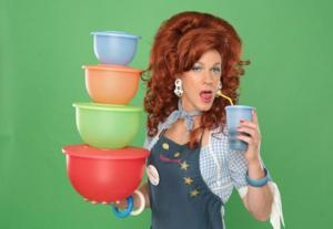 DIXIE'S TUPPERWARE PARTY Kicks Off 7/8 at The Geffen