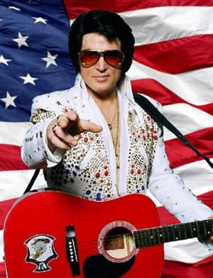 Downtown Cabaret Theatre Presents THE VOICE OF ELVIS This Weekend