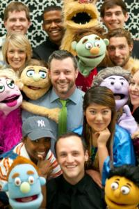 BWW Interviews: Talking AVENUE Q with Hot Summer Nights | Theatre Raleigh's Director and Cast