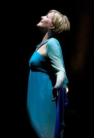 A COFFIN IN EGYPT, Starring Frederica von Stade, Comes to the Wallis, 4/23-27