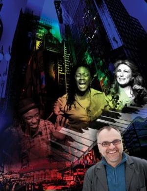 Ordway to Present BROADWAY SONGBOOG: COMDEN AND GREEN, 6/13-15