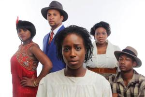 Virginia Repertory Theatre's THE COLOR PURPLE Begins Tonight