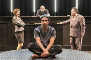 BWW Reviews: Court is in Session with Forum Theatre's Provocative Revival of THE LAST DAYS OF JUDAS ISCARIOT