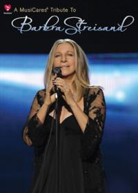 Barbra Streisand's MUSICARES Concert Now Available on DVD & Blu-ray