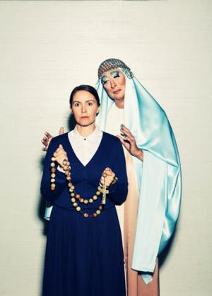 Pleiades Theatre Stages MANON, SANDRA AND THE VIRGIN MARY, Now thru Feb 2