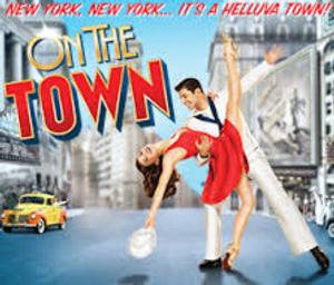 BWW Reviews: ON THE TOWN at Broadway's Lyric Theater Is a Delight from Start to Finish