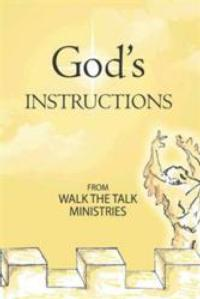 Author Brother Roland Releases New Book, GOD'S INSTRUCTIONS