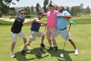 Andy Garcia, Scott Bakula & More Come Out for SAG Foundation Annual Golf Charity Tournament