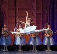 Moscow Ballet Presents North American Debut of Olga Kifyak in GREAT RUSSIAN NUTRACKER, Beg. 11/15