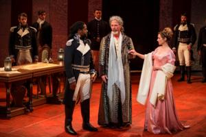 BWW Reviews: Blair Underwood and Richard Thomas Lead a Powerful OTHELLO