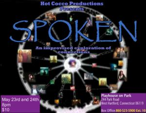 Playhouse on Park to Host Spoken Improv, 5/23-24