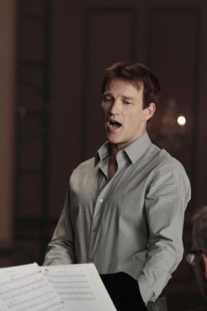 Stephen Moyer Impressed By Carrie Underwood's Yodeling in NBC'S THE SOUND OF MUSIC