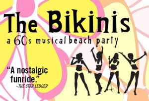 Long Wharf Theatre Presents THE BIKINIS, 7/9 - 7/27