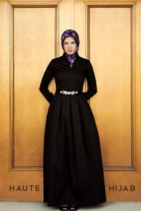 Muslim Fashion House Haute Hijab Launches S/S 2013 Clothing Line