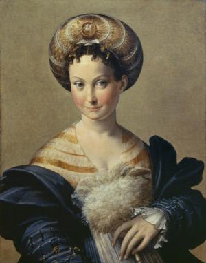 Parmigianino's SCHIAVA TURCA Comes to US for the First Time at The Frick, Now thru 7/20