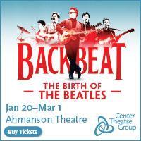Enter to Win Tickets to BACKBEAT in LA; Contest Ends Friday!