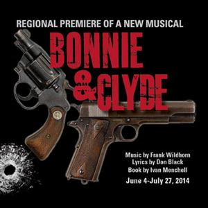 San Jose Stage Company's BONNIE & CLYDE to Begin 6/4