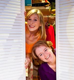 GIRLS ONLY – The Secret Comedy of Women Returns to Garner Galleria Theatre, Now thru 3/9