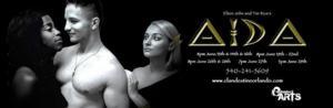 Clandestine-Arts to Present AIDA, 6/13-29