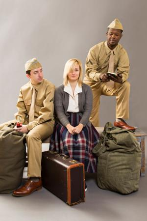 Erin Driscoll, James Gardiner & Kevin McAllister Set to Lead VIOLET at Ford's Theatre